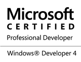 Microsoft CERTIFIED Professional Developer : Windows® Developer 4