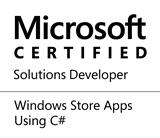 Microsoft CERTIFIED Solution Developer : Windows Store Apps Using C#